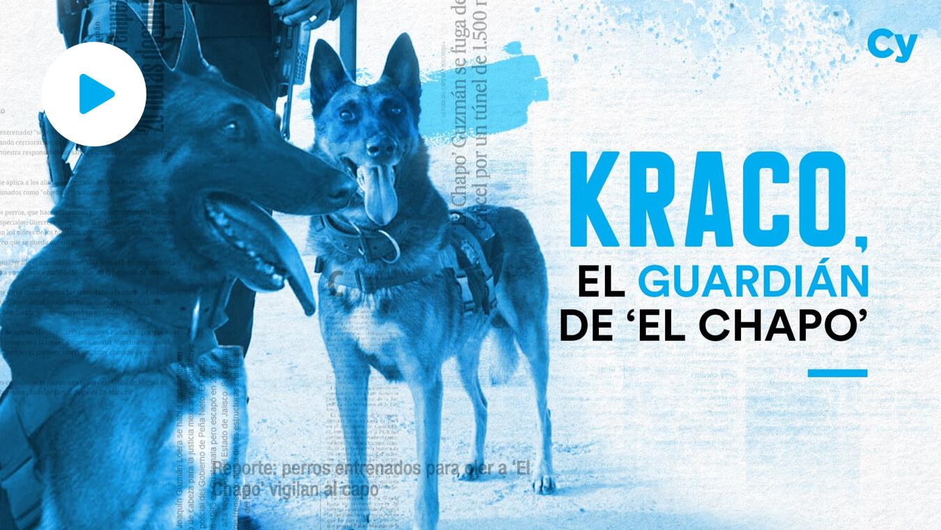 """Kraco, el guardián de """"El Chapo"""""""